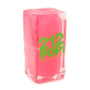 212 Pop! Eau De Toilette Spray ( Limited Edition ), 60ml/2oz