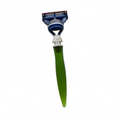 5 Blade Razor - Green, 1pc