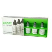 Boost Skin Health Set:Skin Hydrating Booster+Extra Firming Booster+Skin Renewal Booster 3x7ml/0.25oz