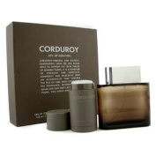 Corduroy Coffret : Eau De Toilette Spray 125ml/4.2oz + Deodrant Stick 75g/2.5oz, 2pcs
