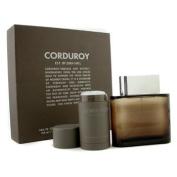 Corduroy Coffret : Eau De Toilette Spray 125ml/4.2oz + Deodrant Stick 75g/2.5oz, 2pcs