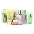Daily Essentials Set ( Dry Combination Skin )