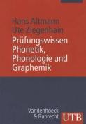 Prufungswissen Phonetik, Phonologie Und Graphemik [GER]