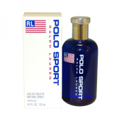 Men's Polo Sport by Ralph Lauren Eau de Toilette Spray - 4.2 oz