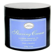 Shaving Cream - Lavender Essential Oil ( For Sensitive Skin ), 150g/160ml