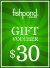 Fishpond Gift Voucher - $30