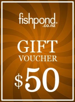 Fishpond Gift Voucher - $50