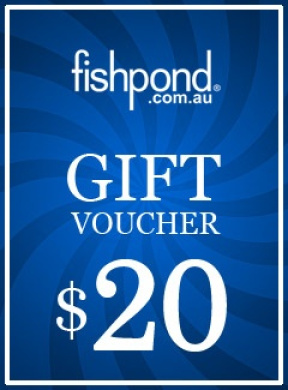 fishpond gift voucher 20 by fishpond shop online for