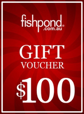 Fishpond Gift Voucher - $100