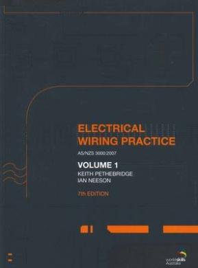 electrical wiring practice volume 1 2 keith pethebridge. Black Bedroom Furniture Sets. Home Design Ideas