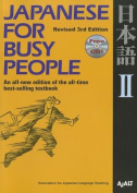 Japanese for Busy People [With CD (Audio)]