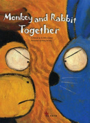 Monkey and Rabbit Together