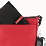 Skip Hop Duo Essential Diaper Bag Red