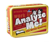 Blue Orange Usa BOG00470 Analyze Me - Red Tin Collection