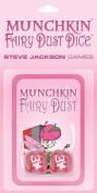 Card Game - Munchkin Fairy Dust Dice - Steve Jackson Games