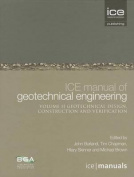 Ice Manual of Geotechnical Engineering Vol 2