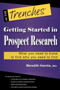 Getting Started in Prospect Research