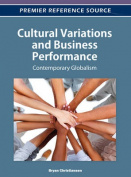 Cultural Variations and Business Performance