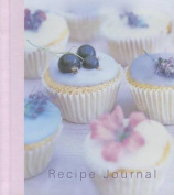 Lavender Cupcakes - Small Recipe Journal