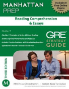 Reading Comprehension & Essays GRE Strategy Guide
