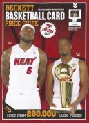 Beckett Basketball Card Price Guide
