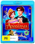 Anastasia [Region B] [Blu-ray]