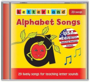 Alphabet Songs CD [Audio]