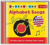 Alphabet Songs CD [Audio]