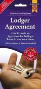 Lodger Agreement Form Pack