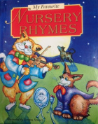 Favourite Nursery Rhymes [Board book]