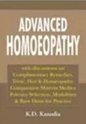 Advanced Homoeopathy