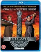 Highlander: Endgame [Region B] [Blu-ray]