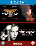The Crow: City of Angels/The Crow [Region B] [Blu-ray]