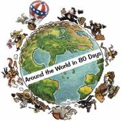 Around the World in Eighty Days [Online] [Ebook]