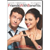 Friends With Benefits [Region 2]