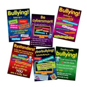 Didax DD-556601 Bullying In A Cyber World Poster Set Gr 2-5