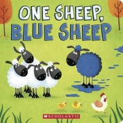 One Sheep, Blue Sheep [Board book]