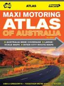 Maxi Motoring Atlas of Australia 4th ed