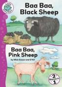 Baa Baa, Black Sheep and Baa Baa, Pink Sheep (Tadpoles
