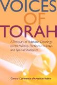 Voices of Torah [Large Print]