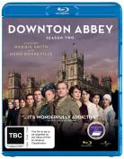 Downton Abbey Season 2 (BD) [Blu-Ray] [Region B] [Blu-ray]