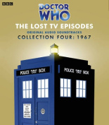 Doctor Who: The Lost TV Episodes [Audio]