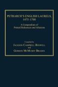 Petrarch's English Laurels, 1475-1700