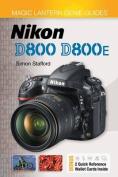 Magic Lantern Genie Guides(r) Nikon D800 & D800e
