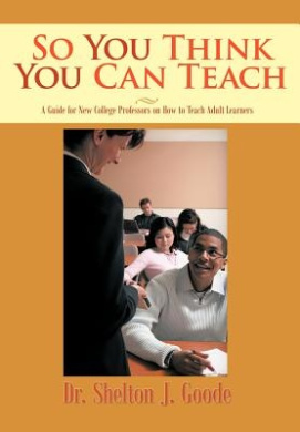 Download So You Think You Can Teach PDF