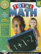 Total Math, Grade K