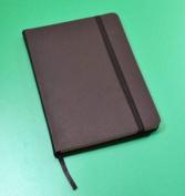 Monsieur Notebook Leather Journal - Black Sketch Medium A5