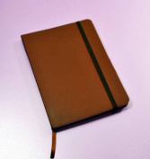 Monsieur Notebook Leather Journal - Brown Fountain Medium