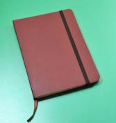 Monsieur Notebook Leather Journal - Brown Sketch Medium A5