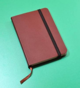 Monsieur Notebook Leather Journal - Brown Sketch Small A6